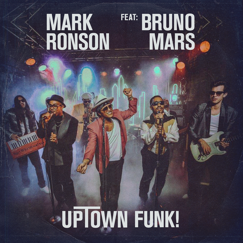 Uptown funk mark ronson featuring bruno mars ribouille