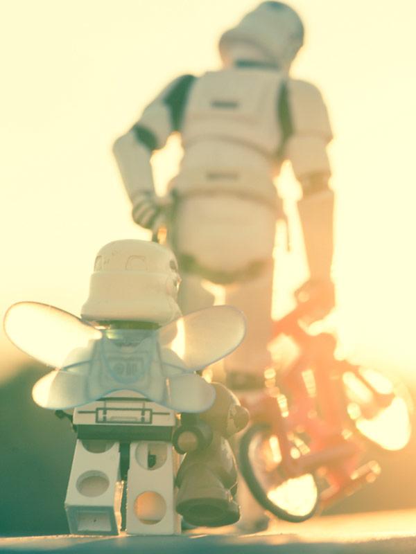 Star Wars, que la Force soit avec toi.