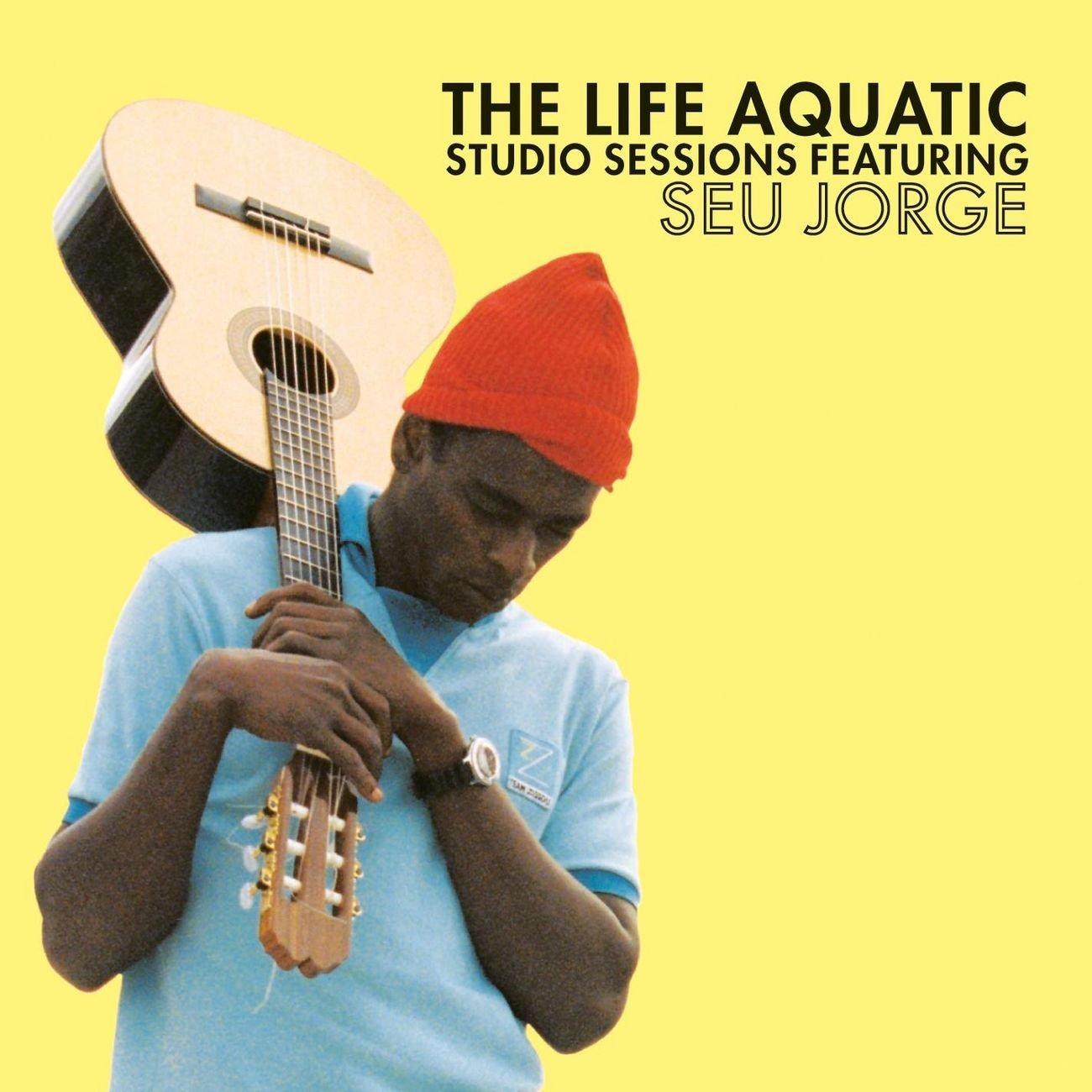 Seu Jorge The life Aquatic